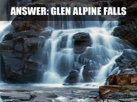 The waterfalls cascades 65 feet in step-like fashion. (Source: http://www.sierranevadageotourism.org/content/glen-alpine-fallssprings-trail/sie01ACF184158C04CBF)