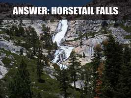 The top of Horsetail Falls measures about 7,200 feet. (Source: http://www.sierranevadageotourism.org/content/horsetail-falls/sieCB884E565DD798F22)