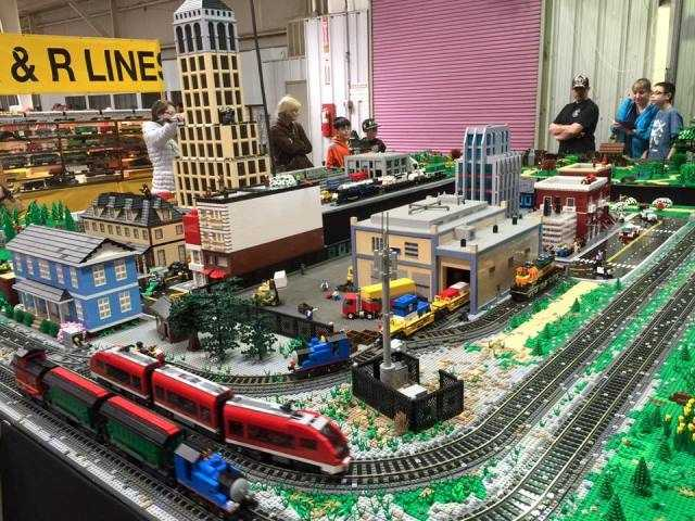 What: Great Train ShowWhere: Cal ExpoWhen: Sat & Sun 10am-4pmClick here for more information about this event.