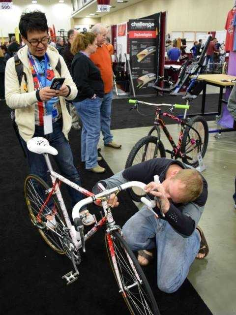 What: North American Handmade Bicycle ShowWhere: Sacramento Convention CenterWhen: Fri & Sat 10am-6pm&#x3B; Sun 10am-5pmClick here for more information about this event.