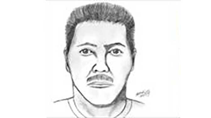 The Sacramento Police Department released a sketch of an attempted kidnapping suspect on Friday, March 4, 2016.