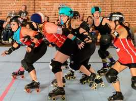 What: Home Teams Return: The Donna Party vs. The Roseville TrainWreckersWhere: Sacred City Derby Girls WarehouseWhen: Sat 7pm-9pmClick here for more information about this event.