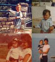 2.) My parents traveled all over Europe for work, and they brought my brother and me with them. I wish I could remember all the countries and cities we visited, but I was too young!