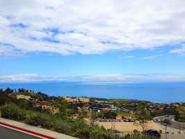 3.) I went to Pepperdine University in Malibu, California for my undergrad. I am a member of the Kappa Kappa Gamma sorority and was on our school's dance team, in addition to working as an anchor on Pepperdine's news program, NewsWaves. I also worked as a tour guide for the Office of Admission.