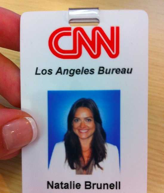 9.) My first job after grad school was working for CNN in Los Angeles. I got to cover some pretty amazing assignments, including the Mars rover landing at the Jet Propulsion Laboratory. I'm kind of a space nerd and love visiting the Griffith Observatory in LA.