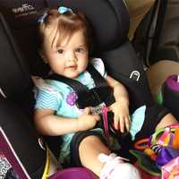 19.) Last year, I became an aunt to this beautiful girl, Natalia. I miss her so much. I'm also her godmother.