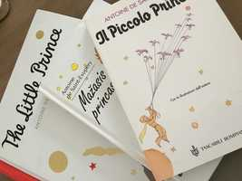"17.) I collect only one thing: ""The Little Prince"" by Antoine de Saint-Exupéry, in different languages. My favorite quote from the book is, ""It is only with the heart that one can see rightly&#x3B; what is essential is invisible to the eye."""