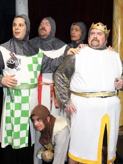 What: SpamalotWhere: Sutter Street TheatreWhen: Sat 8pm&#x3B; Sun 4pmClick here for more information about this event.