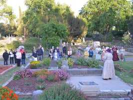 What: Yee Fow: Chinese PioneersWhere: Sacramento Historic City CemeteryWhen: Sat 10am-11:30amClick here for more information about this event.