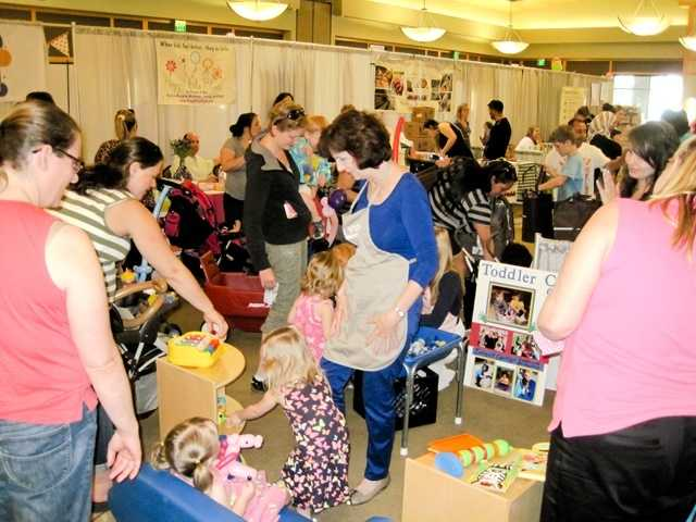 What: 8th Annual Babies and BumpsWhere: Citrus Heights Community CenterWhen: Sat 9am-2pmClick here for more information about this event.