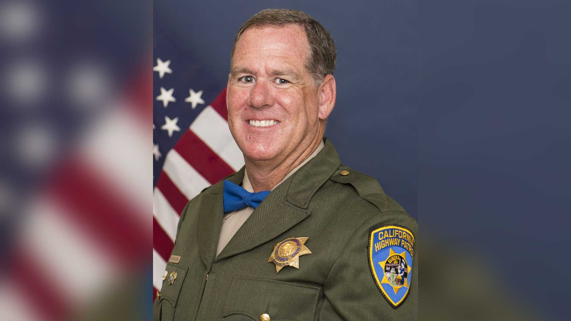 CHP Officer Michael Ericson