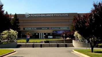 In 2011, Arco Arena became Power Balance Pavilion, but the name only stuck for one year.