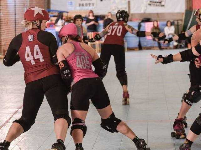 What: Doubleheader BoutWhere: Sacred City WarehouseWhen: Sat 6pm-10pmClick here for more information about this event.