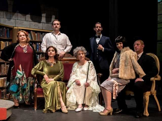 What: The Royal FamilyWhere: Roseville TheatreWhen: Fri & Sat 7:30pm&#x3B; Sun 2pmClick here for more information about this event.