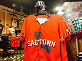 2. Orange Fridays: The Sacramento River Cats are debuting new orange Sactown jerseys this year that will be worn at every Friday home game. Fans can also purchase their own button-down Sactown jersey -- the hottest-selling items in the store -- in the On Deck Shop.
