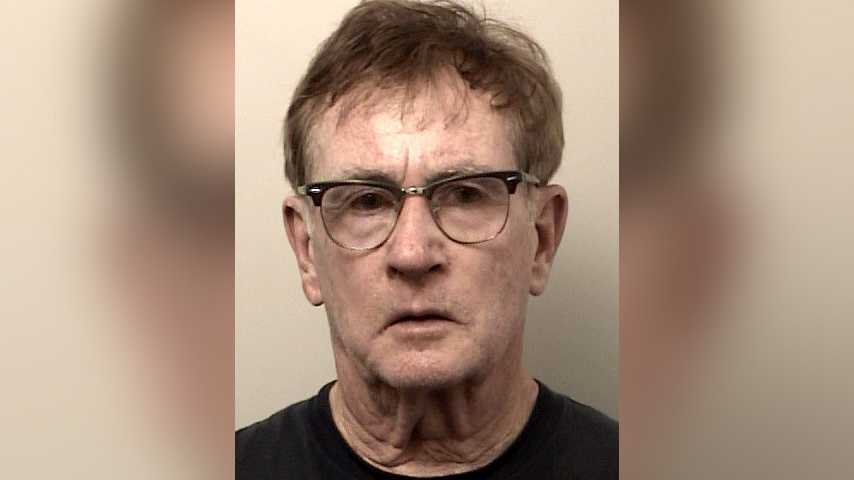 Eric Lance Cullis Jr., 67, was arrested Monday, April 18, 2016, in connection to a road rage incident, the El Dorado County Sheriff's Office said.