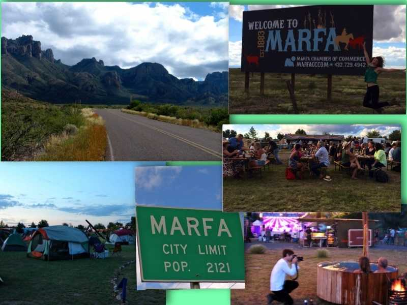 11.) I love traveling with family and friends, but some of my favorite trips are when I was solo. I vacationed by myself in West Texas, hiking at Big Bend National Park and camping at a music festival in the small, quirky town of Marfa.