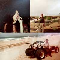 13.) However, my parents know a thing or two about testing the boundaries. My dad loves to fly planes and go off-roading, and my mom was a singer in a heavy metal band before I came along.