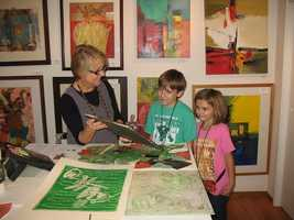 What: Art and Chocolate: 10th Annual Art Studio TrekWhere: Various studio locationsWhen: Sat & Sun 10am-5pmClick here for more information about this event.