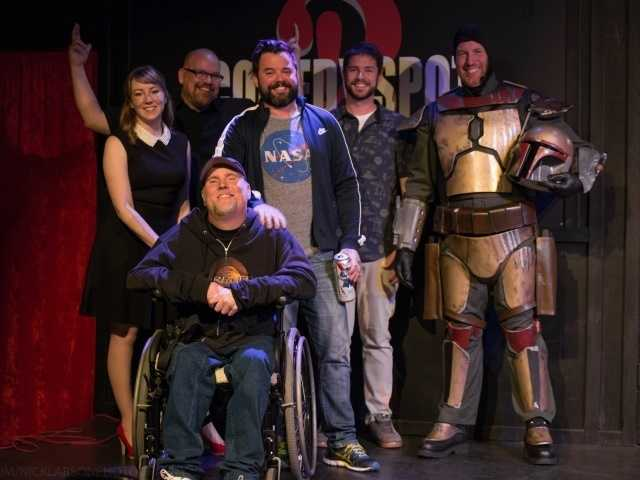 What: Stand-Up NerdityWhere: The Sacramento County SpotWhen: Fri 9pmClick here for more information about this event.