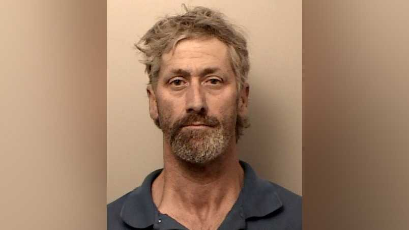 Charles Bigby, 47, was arrested Friday, April 22, 2016, for holding his parents against their will, the El Dorado County Sheriff's Office said.