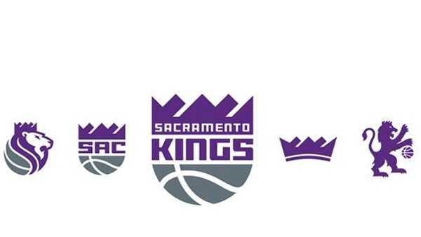 The Sacramento Kings unveiled new logos on April 26, 2016.
