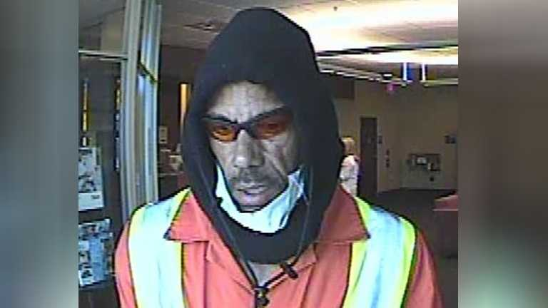 Police searching for man in connection to a robbery at US Bank in Elk Grove.