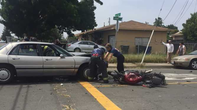 Fatal Car Accident Reports Sacramento