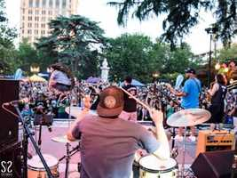 What: Concerts in the Park 2016Where: Cesar Chavez ParkWhen: Fri 5pm-9pmClick here for more information about this event.