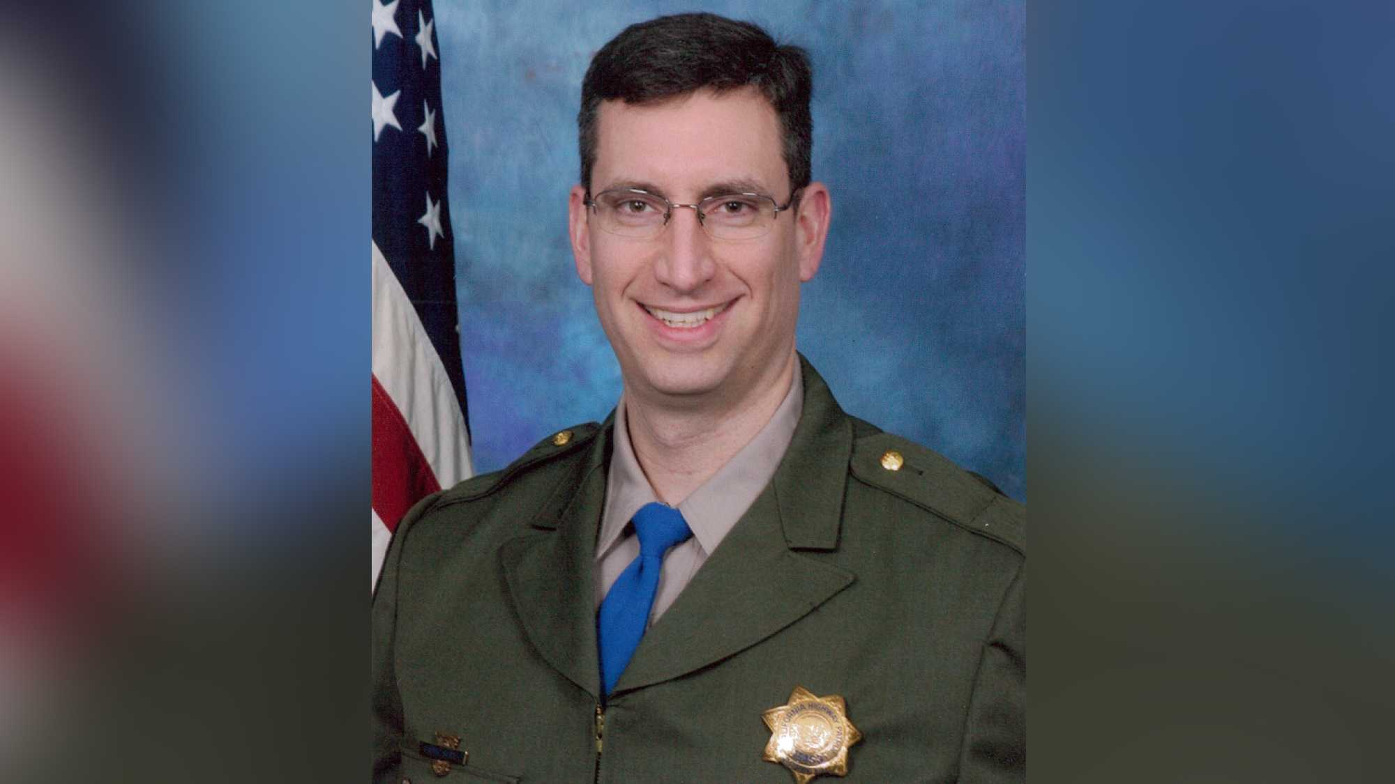 California Highway Patrol Officer Vincent Smith was injured Saturday, May 7, 2016, when a driver suspected of DUI crashed into him on Highway 50 near 16th Street. Smith is an 18-year veteran of the CHP.
