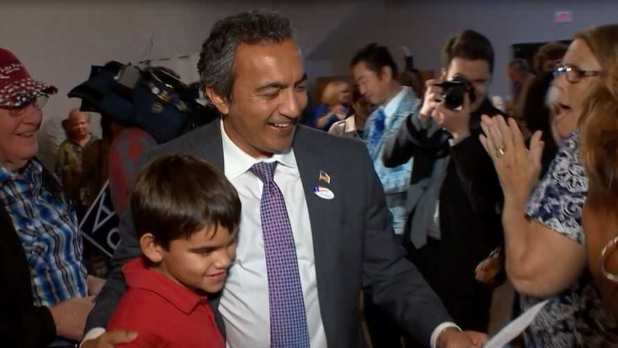 Rep. Ami Bera, D-Elk Grove, faces an even tougher re-election bid after his father pled guilty to illegal campaign contribution charges.