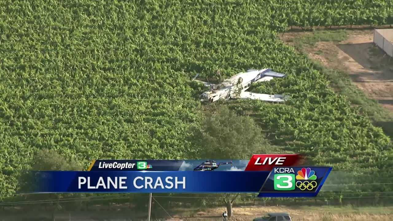 LiveCopter 3's Dave Allen explains the reasoning behind a Thursday afternoon crash landing.