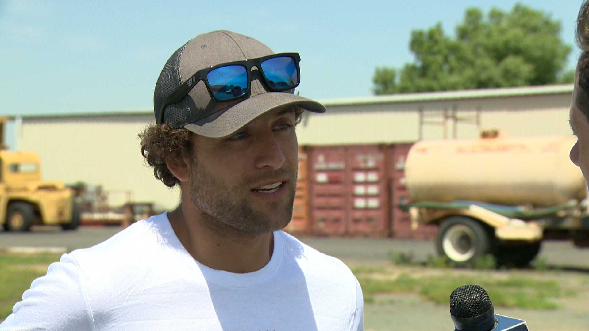 Sebastian Alvarez was on board a skydiving plane that crashed Thursday in San Joaquin County.