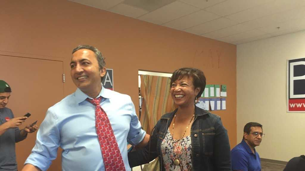 Congressman Ami Bera, D-Elk Grove, officially launched re-election campaign Saturday.