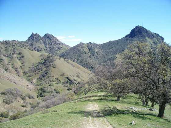 Have you tried trekking through the area surrounding the Sutter Buttes? There are a variety of trails that offer exquisite views of the landscape.