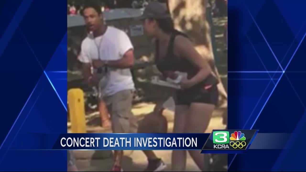 A man wanted in connection with a deadly fight at a music festival in Discovery Park turned himself in to Sacramento police Tuesday but later was released without being charged.
