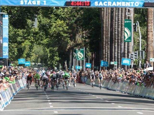 What: AMGEN Tour of California 2016Where: California State Capitol - West StepsWhen: Sun 10am-3pmClick here for more information about this event.