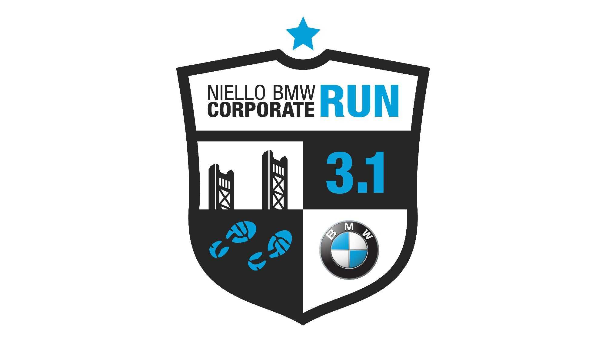Corporate Run logo