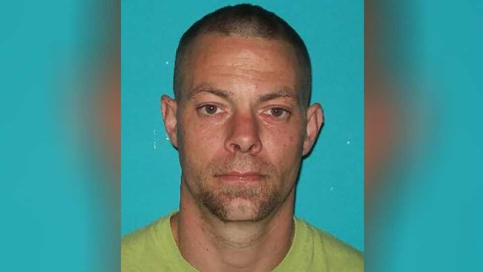 Sean Evans was arrested in connection to a April 29 home invasion robbery in Jamestown, deputies said.