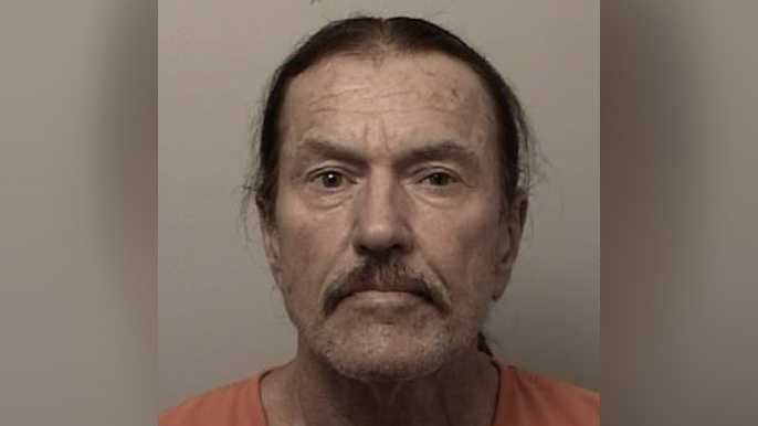 Kenneth Tincher, 62, is a registered sex offender and was arrested for annoying girls at Rotary Park, police said.