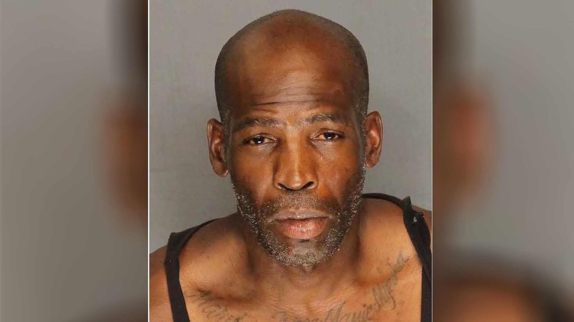 Ronald Lamar Harris, 49, is an absconded sex offender who arrested by authorities on Tuesday.