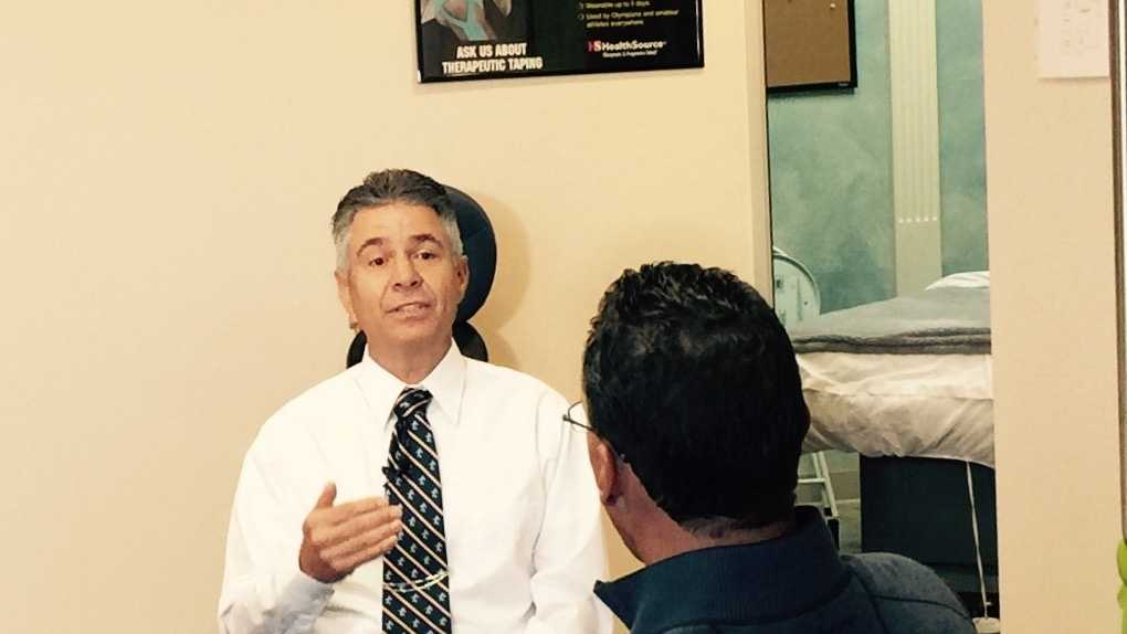 Dr. David Benevento discusses AB 2407 with KCRA.