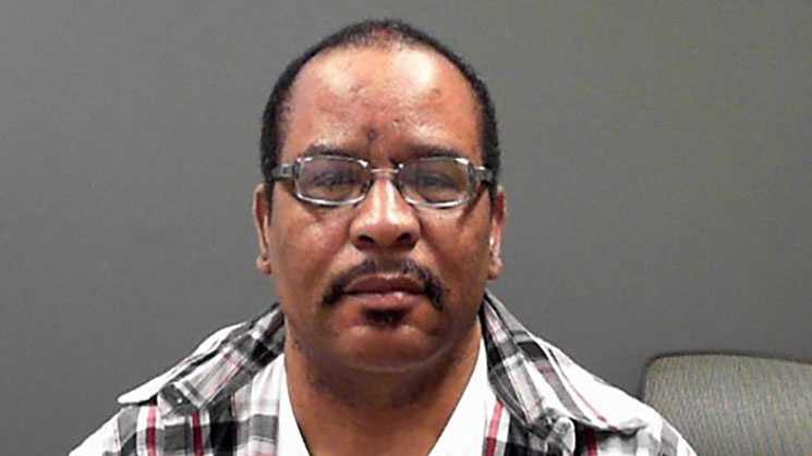 Darrylone Shuemake, Sr., 53, turn himself in to authorities on Wednesday.