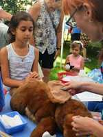 What: Stuffed Animal Veterinary ClinicWhere: Sacramento ZooWhen: Sat 10am-3pmClick here for more information about this event.
