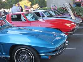 What: Vettes for Vets and American Muscle Car ShowWhere: The California Automobile MuseumWhen: Mon 9am-3pmClick here for more information about this event.