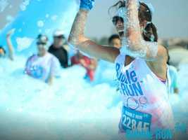 What: Bubble RunWhere: Cal ExpoWhen: Sat 8am-NoonClick here for more information about this event.