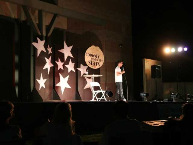 What: Comedy Under the Stars (Elk Grove)Where: Laguna Town HallWhen: Fri 8pmClick here for more information about this event.