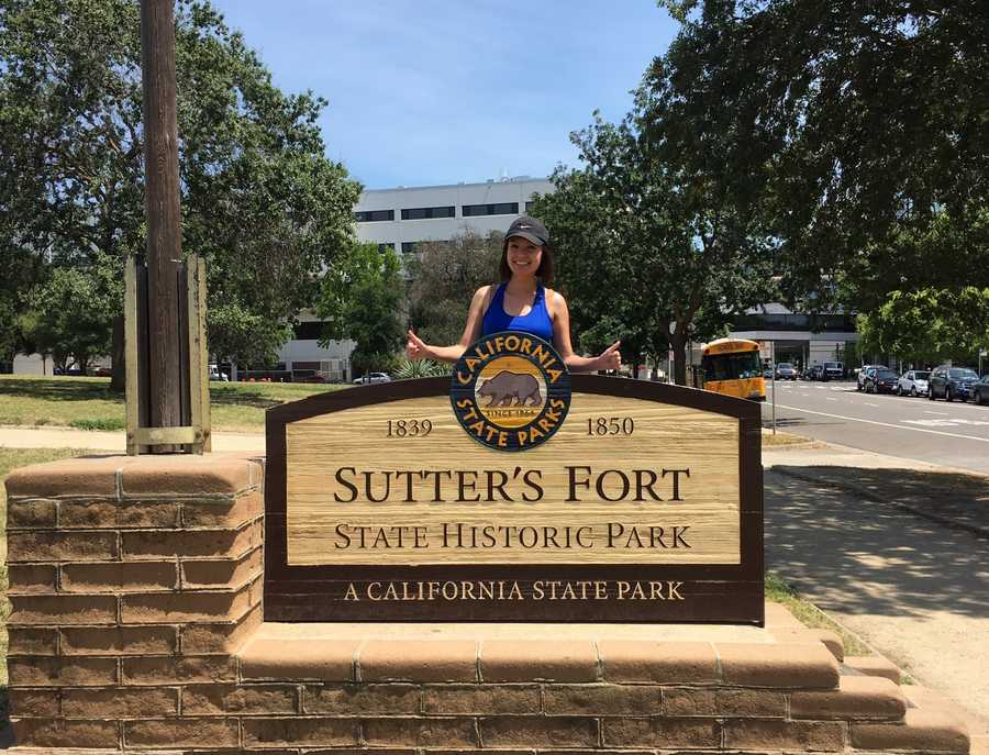 """Take a tour of Sutter's Fort.""--Linh Truong, meteorologist"