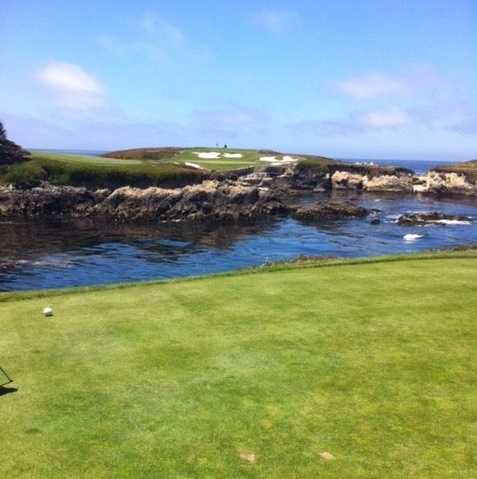 """Play at Cypress Point Golf Course.""--Mark Finan, chief meteorologist(Editor's Note: Yes, Mark was special enough to get access to this very exclusive country club.)"
