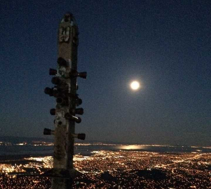 """Hike up Mission Peak in Fremont. Being from the Bay Area, it's a cardinal sin that I haven't accomplished this one. However, I will cross this off very, very soon.""--Michelle Dapper, sports anchor/reporter"